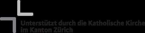 Unterstützt durch die Katholische Kirche im Kanton Zürich