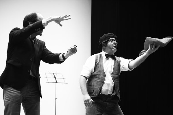 Deaf Poetry Slam, Maurizio Scarpa