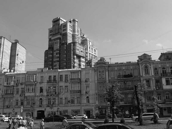 Innenstadt, Kiew