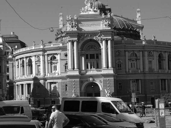 Oper in Odessa