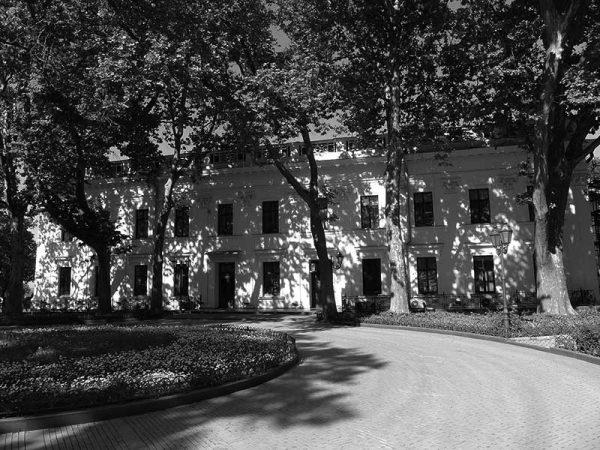 Klassizistische Fassaden in Odessa